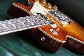 Elegant Electric Guitar