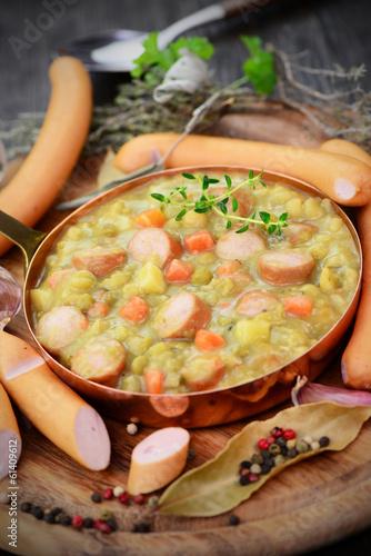 Wurst, Suppe