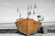 gestrandetes Fischerboot - 61410230