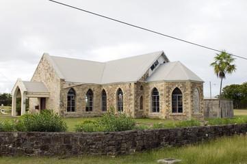 Saint Stephen's Anglican Church Antigua Caribbean island West In