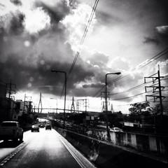 on the way, Bangkok