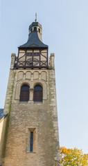 Lutheran church in Dubulti, Jurmala, Latvia