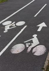 Aménagement urbain pour vélos