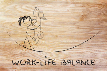 work life balance & managing responsibilities: working mother ju