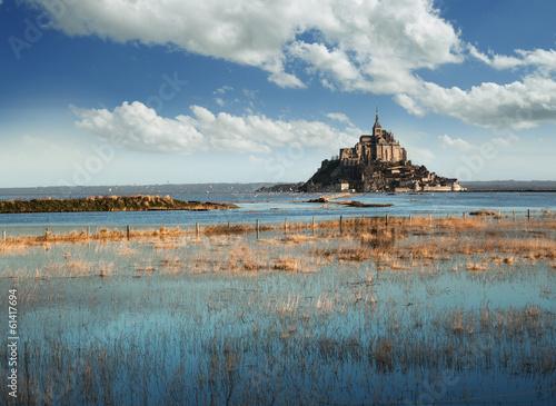 Mont Saint-Michel Normandie - 61417694