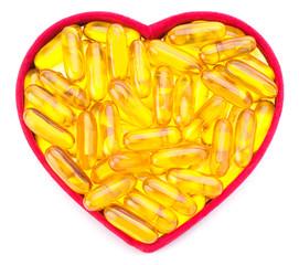 Fish Oil Good for Heart