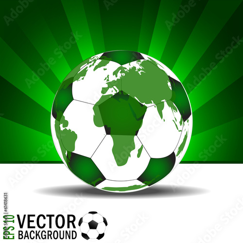 Soccer, fooball background