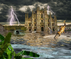 apocalypse in Milan