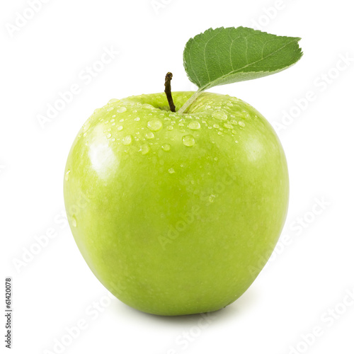Foto op Plexiglas Kruidenierswinkel green apple
