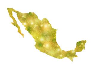 メキシコ 地図 国