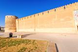 Ancient Persian citadel of Karim Khan in Shiraz, Iran.