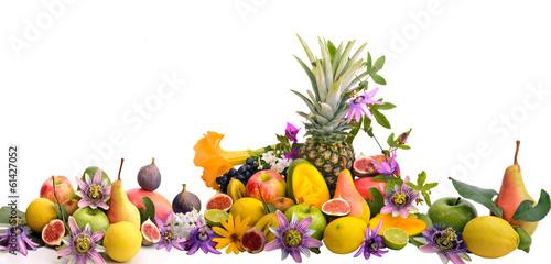 Ernährungsumstellung: Gesunde Obstvielfalt :)