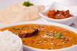 Tuvar Dal with Rice.