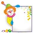 lustiger Clown