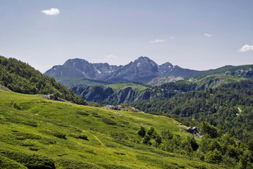 Mount Komovi