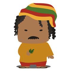 jamaican vector