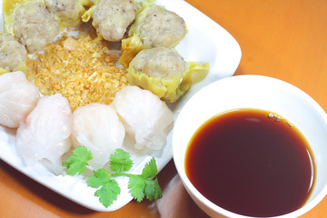 Dimsum and Hakau