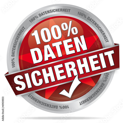 100% Datensicherheit