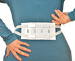 Spine Massager for hernia pain