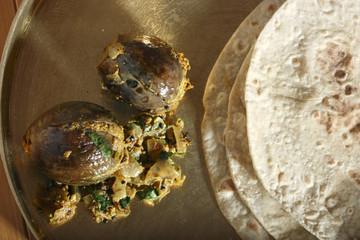 Bharli Wangi - A traditional Marathi Dish