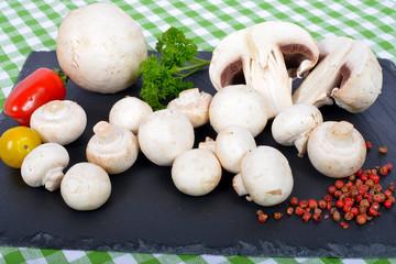 Paris mushrooms