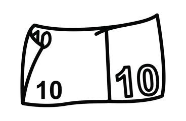 Comic Erklärvideo 10 Euro Geldschein