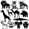 Animal signs.