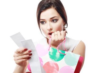 Shopaholic overspending