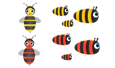 Bee Series Set