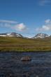 Dolci montagne in Islanda