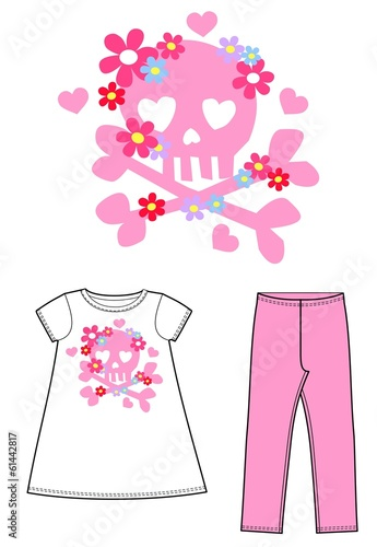 print for children wear