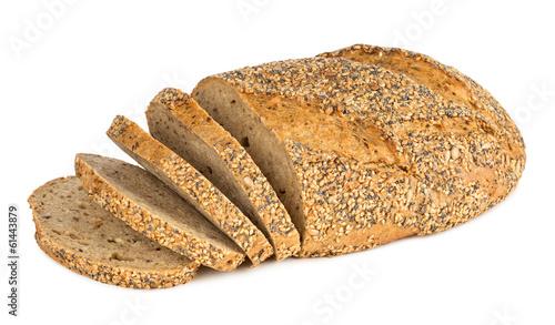 Fotobehang Brood multi-grain bread