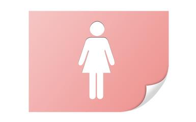 icona donna