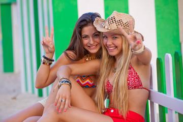 teens love Ibiza