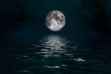 Мистическая луна