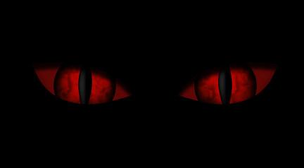 Occhi demoniaci