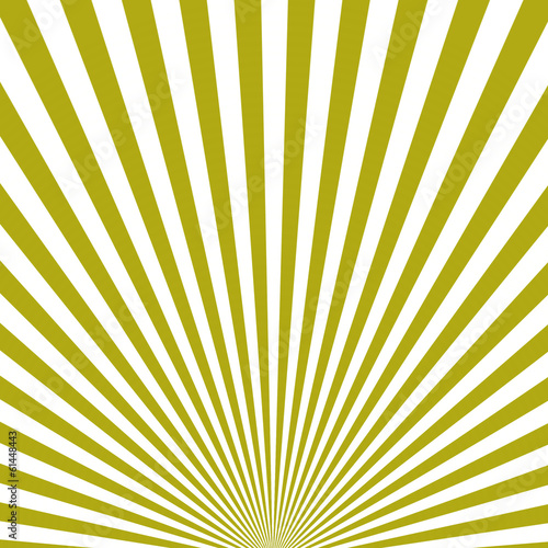 Yellow ray pattern background