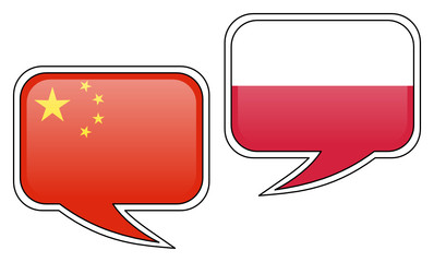 Chinese-Polish Conversation