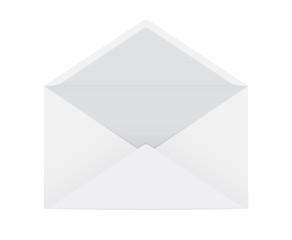 Enveloppe ouverte