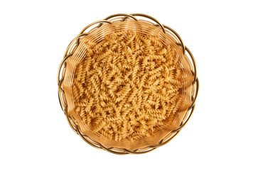 Pasta products basket