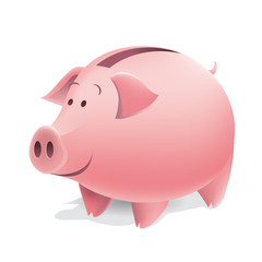 Piggy bank - Money box