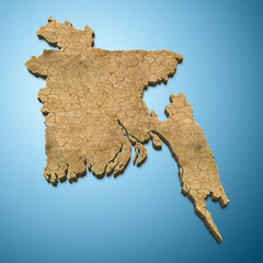 Bangladesh map - Bangladeshi map