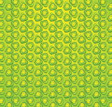 lemon green spiral