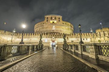 Ponte Sant Angelo, Vatican