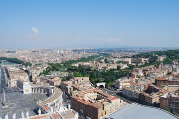 Roma vista dall'alto 6