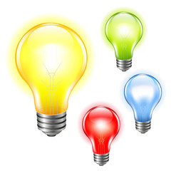 Color Bulbs Set