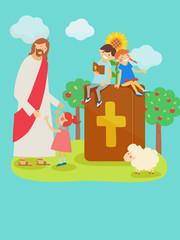 GIH0407 기독교 성경학교