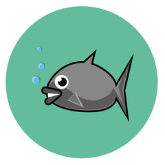 Fisch Illustration