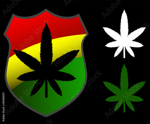 Marijuana shield