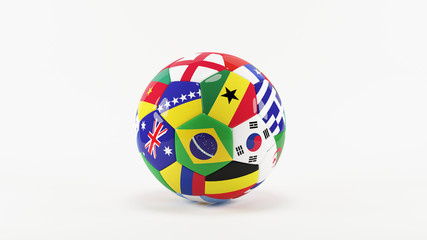 World Cup Ball 2014